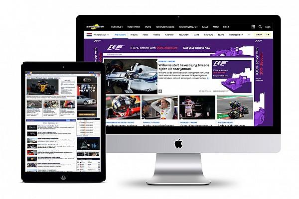 General Noticias Motorsport.com Motorsport.com adquiere la web holandesa GPUpdate.net