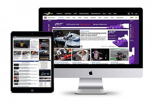A Motorsport.com felvásárolja a holland GPUpdate.net-et