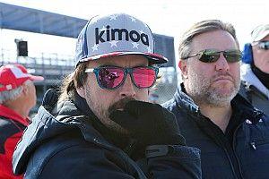 Brown realistis atas peluang Alonso di Daytona