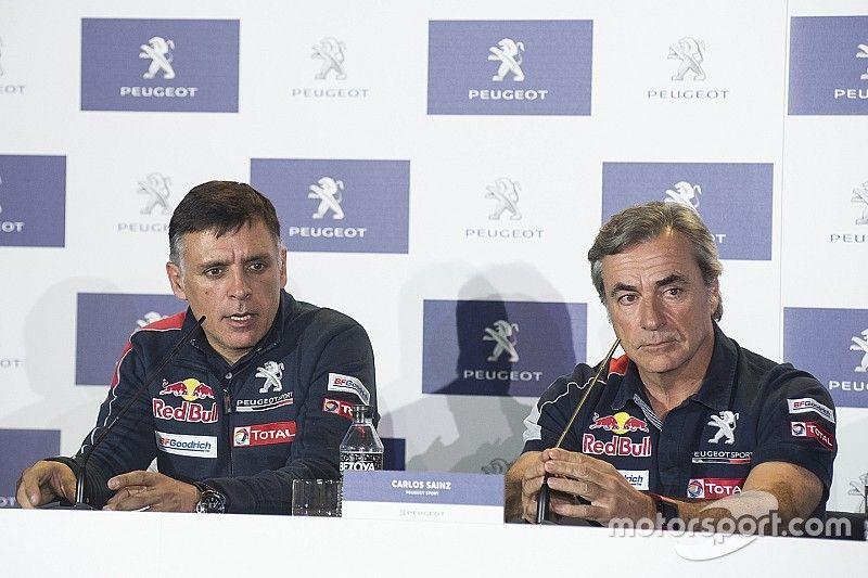 Carlos Sainz sabe que el Dakar 2018 será muy competitivo