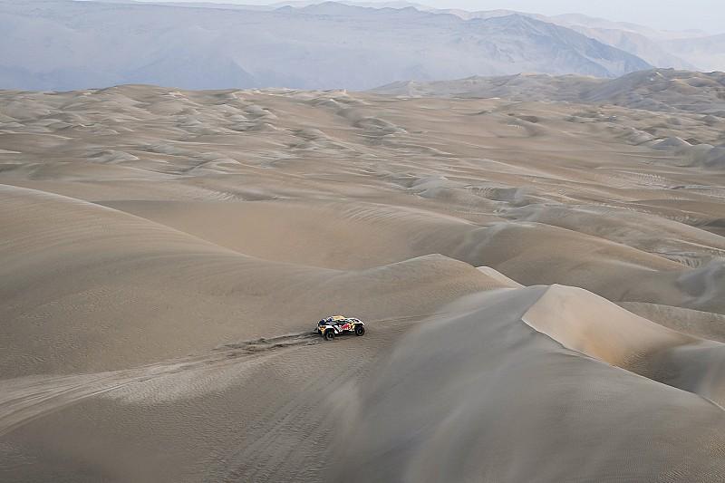 La altitud, el molesto compañero de viaje del Dakar
