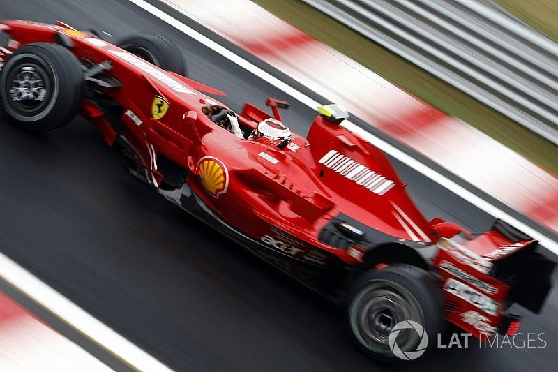 A Ferrari utolsó nagy győztese a Forma-1-ben: F2007