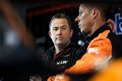 Walkinshaw splits with team principal