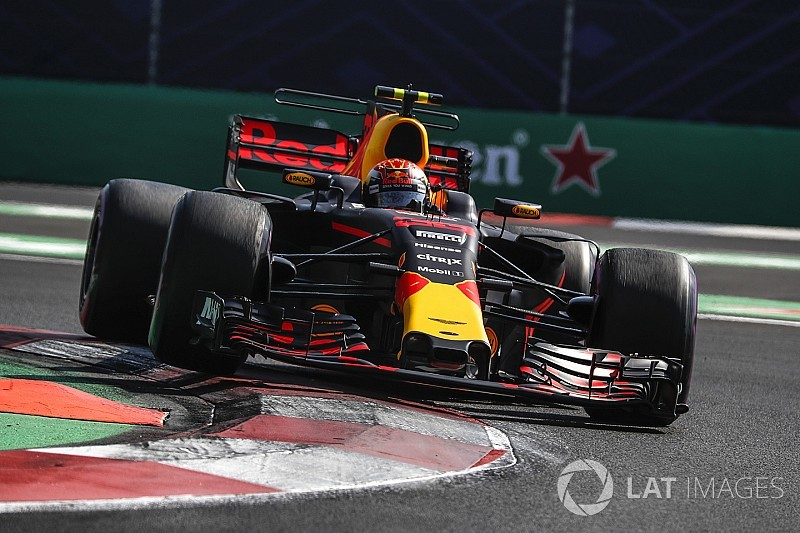 Formel 1 2017 in Mexiko: Kollision macht Lewis Hamilton zum Weltmeister