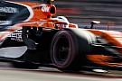 McLaren cambia el motor de Vandoorne antes de la salida en Austin
