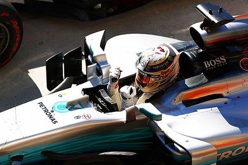 """Prost : Le quatrième titre de Hamilton sera """"très mérité"""""""