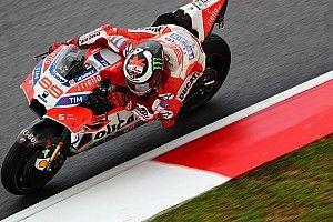 """Lorenzo: """"Me encuentro mejor que nunca con esta moto en esta pista"""""""