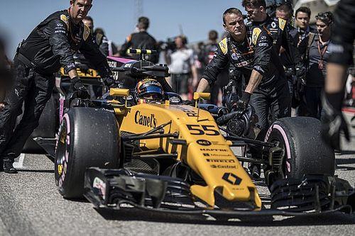 Renault quer lutar por vitórias mesmo com 85% da capacidade