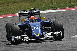 """Nasr """"100 percent convinced"""" his chassis is worse than Ericsson's"""