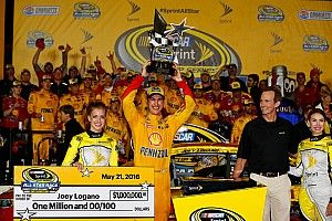 Five things we learned from Joey Logano in the All-Star Race
