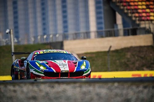 De Vries, Molina emerge as favourites for Bruni's Ferrari GT role