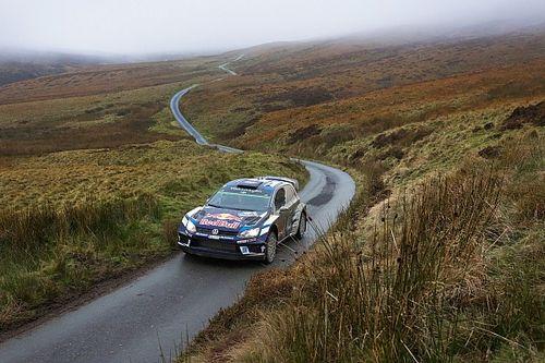 Wales WRC: Ogier seals win ahead of charging Tanak