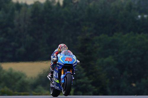 FP2 MotoGP Jerman: Vinales memimpin, Yamaha kesulitan