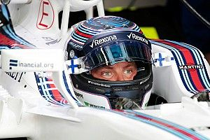 Bottas claims helmet adjustment helped beat Red Bulls