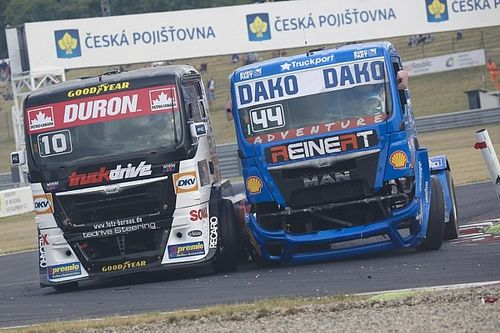 Video: Die Highlights der Truck-EM in Most