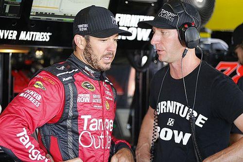 NASCAR penalizes Truex for Richmond infraction