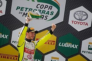 Casagrande aproveita Safety Car e vence corrida 1 do Marcas