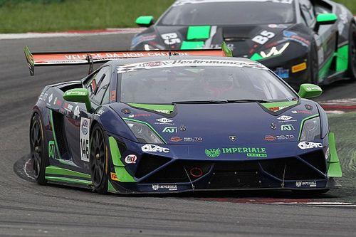 SuperGT Cup-GT Cup: Pellegrini e Benvenuti-De Marchi si prendono le Libere 2