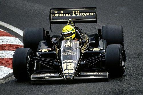 Lotus 97T de 1985: o carro mais bonito da história da Fórmula 1