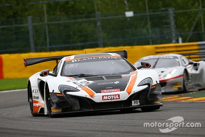 Impressive 65-car strong entry list for 2016 edition of the Total 24 Hours of Spa unveiled