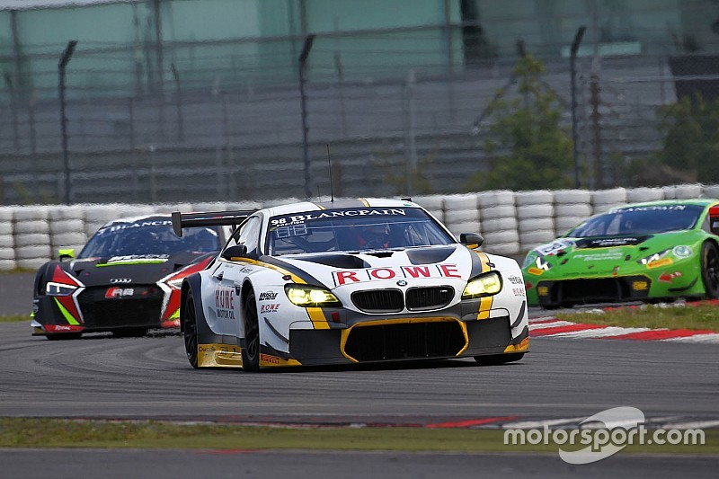 Blancpain GT Series Sprint Cup title race hotting up in Hungary