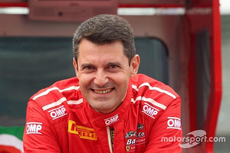 Lorenzo Casé in Blancpain Endurance con il team Antonelli