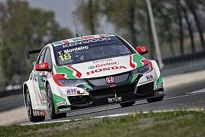 Slovakia WTCC: Monteiro takes championship lead with opening race win