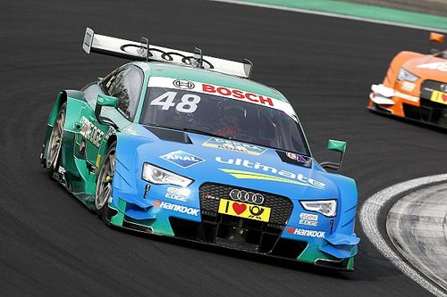 Hungaroring DTM: Mortara scores another pole, Wittmann third