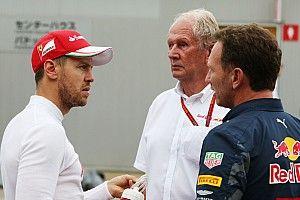FIA упрекнула Феттеля и Red Bull за общение друг с другом