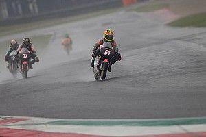 CIV Premoto3: Davide Baldini si impone sotto la pioggia del Mugello