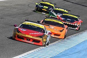 Ferrari Challenge Europe: Grossmann e Loefflad si laureano campioni a Jerez