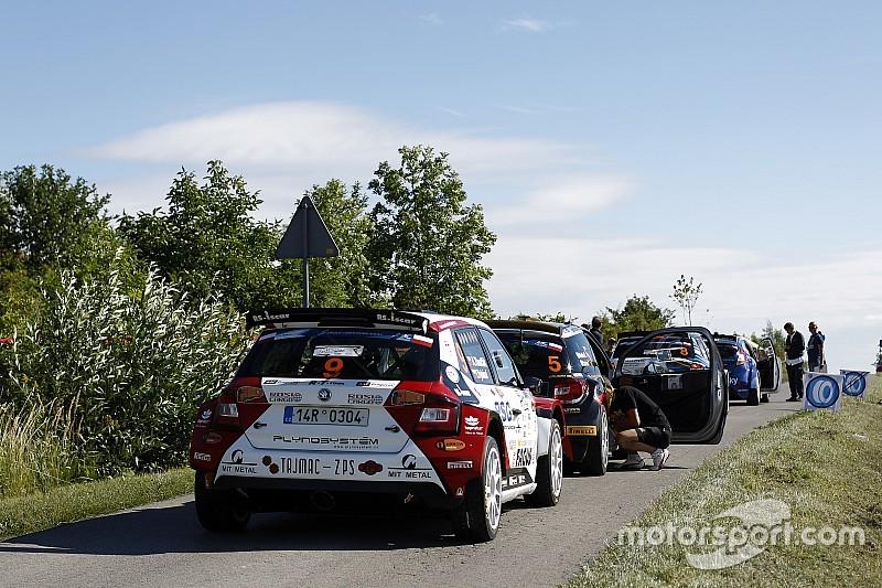 Ecco l'ordine di partenza per la seconda tappa del Rally Rzeszow