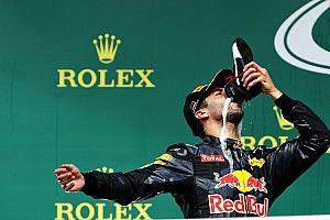 Ricciardo voted Driver of the Day in German GP