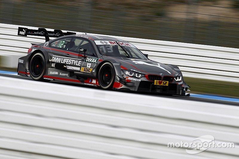 Hockenheim DTM: Da Costa on pole again, title rivals on row three