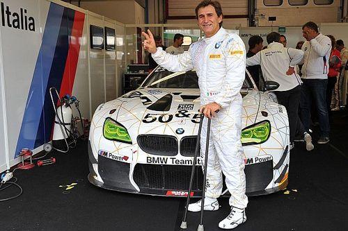 """Zanardi terzo in qualifica al Mugello: """"Se BMW mi chiamasse nel WEC?"""""""
