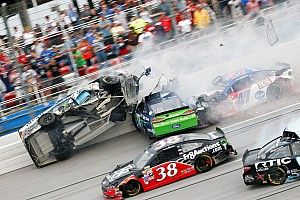 "Dale Jr. tells plate racing critics to ""chill"" - ""We could make it worse"""