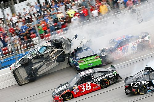 """Dale Jr. tells plate racing critics to """"chill"""" - """"We could make it worse"""""""