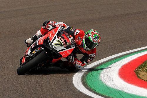 Week-end idyllique pour Ducati à Imola