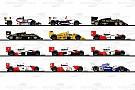 Галерея: все машины Айртона Сенны в Формуле 1