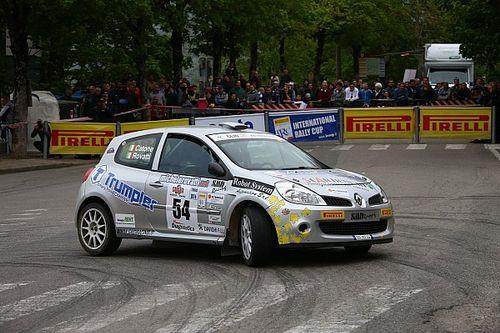 Michele Rovatti vince la prima del Trofeo IRC al Rally del Taro