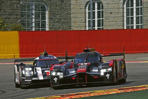 Audi can fight second Porsche at Spa, says Jarvis