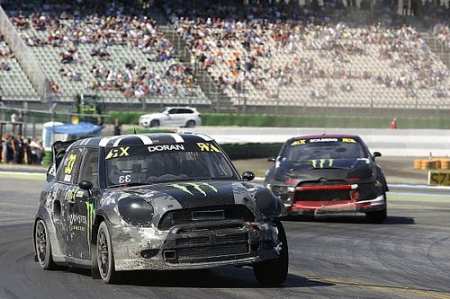 Doran eyes power increase for home Rallycross round