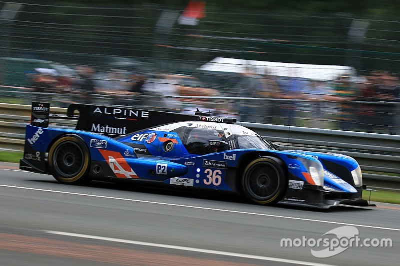 Analysis: How Alpine conquered Le Mans' LMP2 battle
