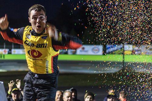 Alex Labbé grabs victory at Autodrome Chaudière in NASCAR Pinty's series