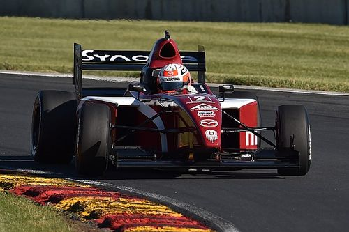 Jamin scores first Pro Mazda win