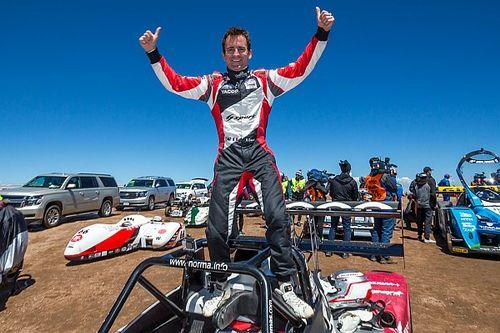 Romain Dumas historic two-time winner at Pikes Peak !