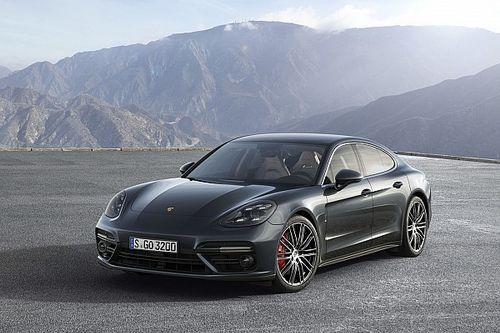 Porsche Panamera krijgt nieuw smoelwerk en veel extra pk's