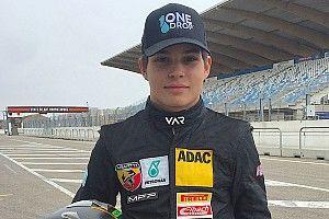 Kami Laliberté avec Van Amersfoort Racing en Formule 4 allemande