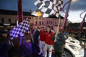 Craig Breen profeta in patria, trionfo-bis al Circuit of Ireland Rally