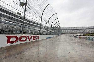 Nieselregen in Dover: NASCAR-Qualifying abgesagt
